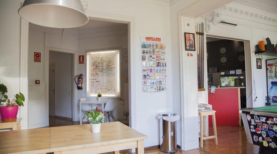 واو هوستل برشلونة-29 من 37 الصور