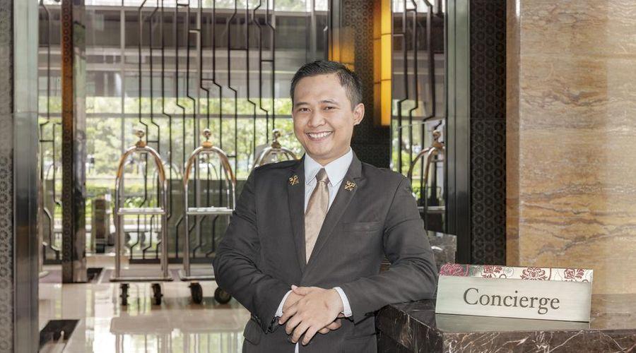 فندق إندونيسيا كمبينسكي جاكرتا-12 من 33 الصور