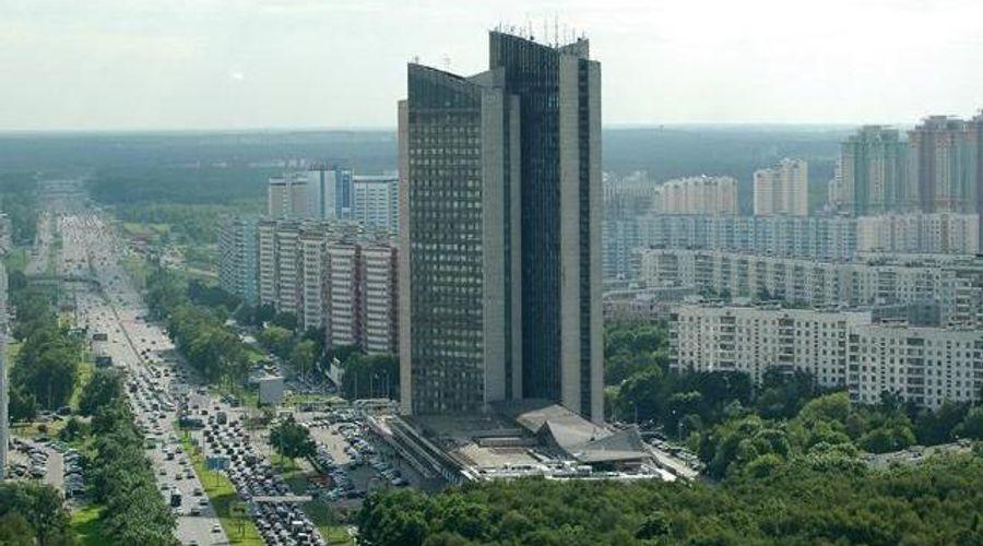 أستروس موسكو سيتي هوتل-1 من 30 الصور