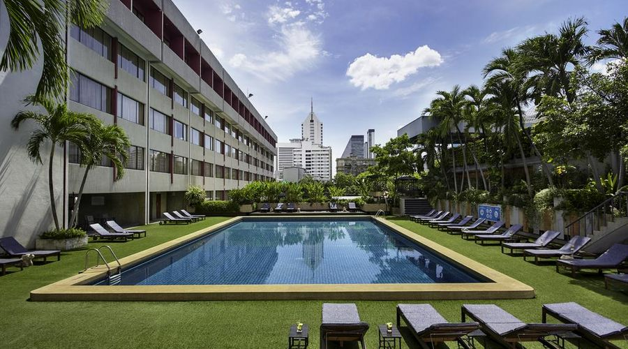 Ambassador Bangkok Hotel-9 of 30 photos