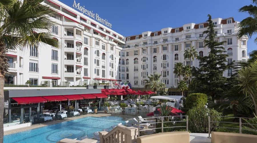 فندق باريير لو ماجستيك كان-35 من 35 الصور