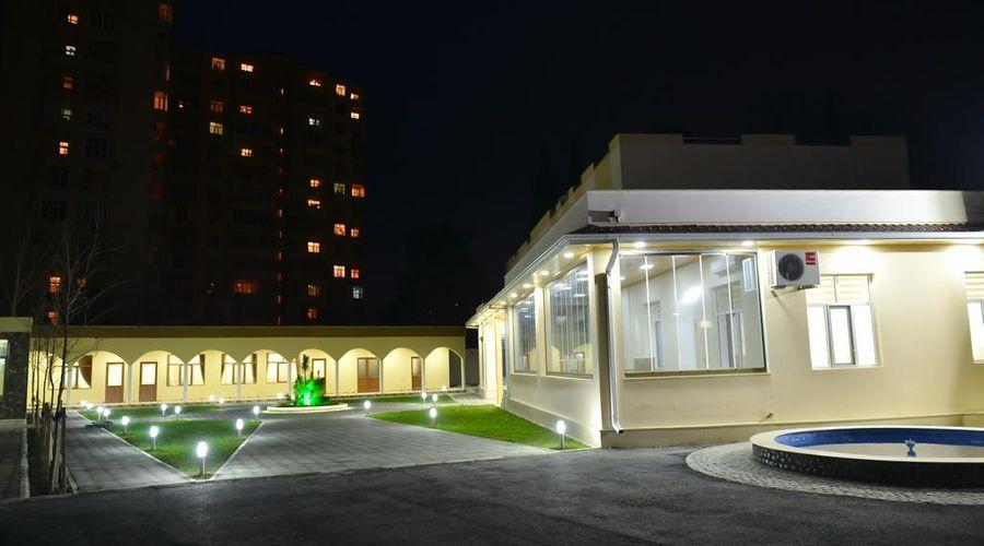 Planet Inn Hotel Baku-7 of 38 photos