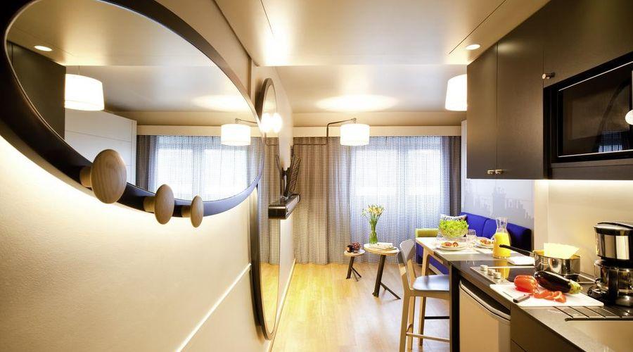 شقق أداجيو أكسيس ميونخ سيتي أوليمبيا بارك الفندقية-8 من 21 الصور