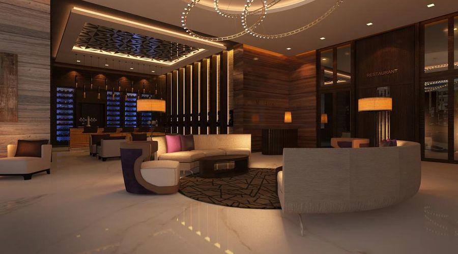 Radisson Blu Hotel, Dubai Waterfront-22 of 26 photos