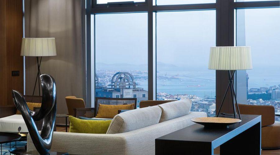 Istanbul Marriott Hotel Sisli-17 of 30 photos