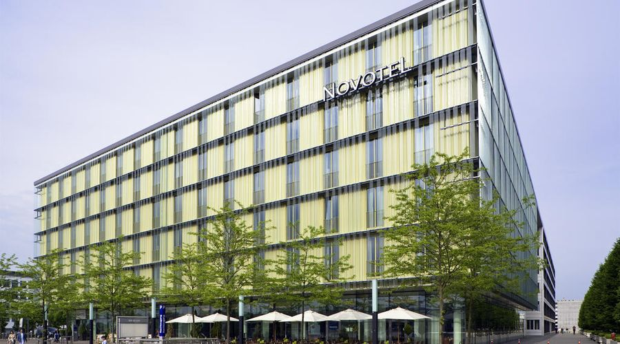 Novotel Muenchen Messe-1 of 28 photos