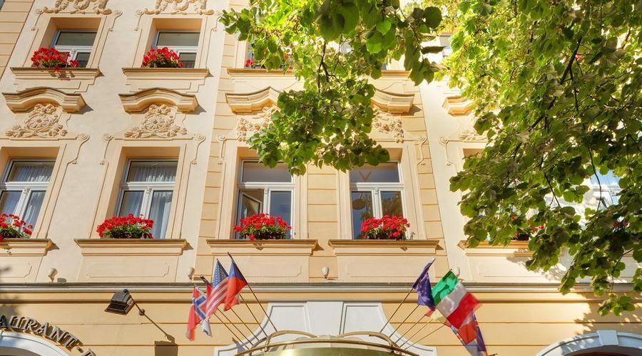 Adria Hotel Prague-22 of 31 photos