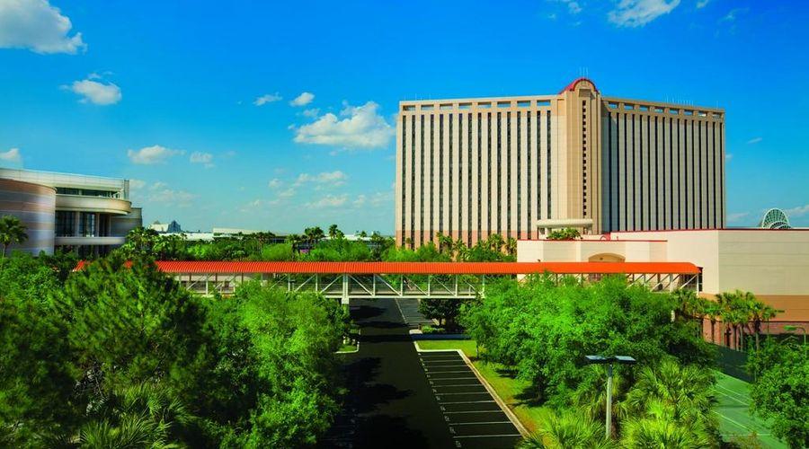 Rosen Centre Hotel Orlando Convention Center-21 of 31 photos