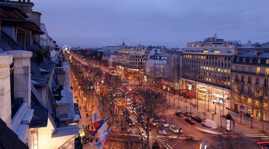 باريس ماريوت شانزليزيه هوتل-26 من 42 الصور