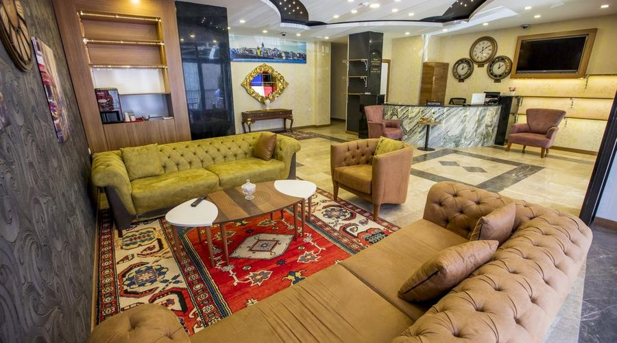 Express Inci Airport Hotel-12 of 25 photos