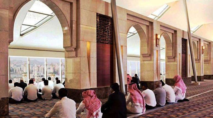 سويس أوتيل المقام مكة-27 من 35 الصور