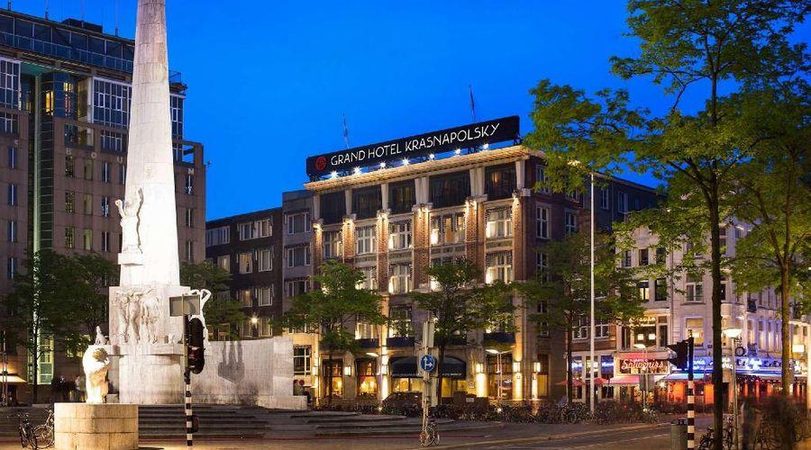 إن إتش كوليكشن أمستردام جراند هوتل كراسنابولسكي-1 من 36 الصور