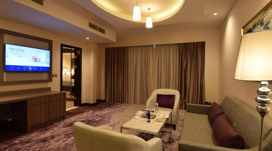 Frontel Jeddah Hotel Altahlia-25 of 36 photos