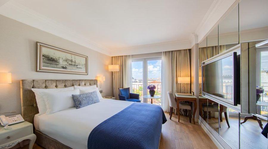 CVK Taksim Hotel Istanbul-5 of 25 photos