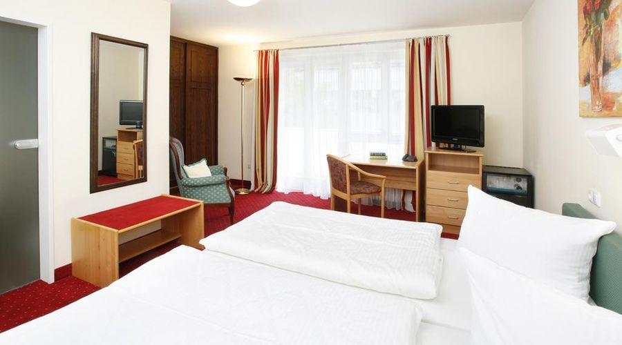 Hotel Biederstein Am Englischen Garten-2 من 20 الصور
