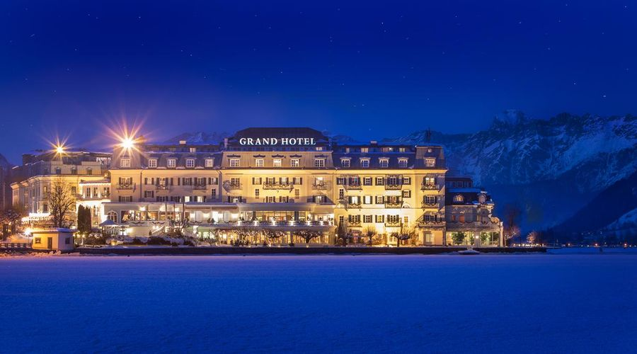 Grand Hotel Zell am See-8 of 33 photos
