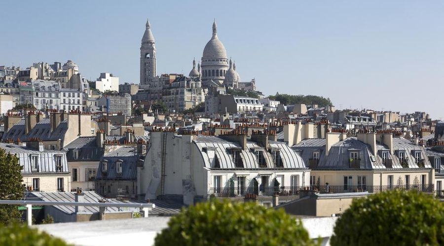 سيتادين مونمارتر باريس-27 من 28 الصور