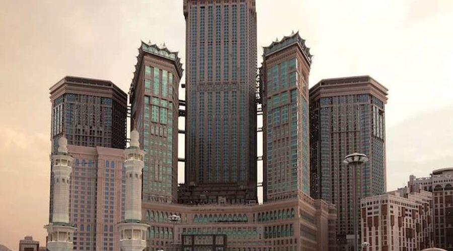 سويس أوتيل المقام مكة-1 من 35 الصور