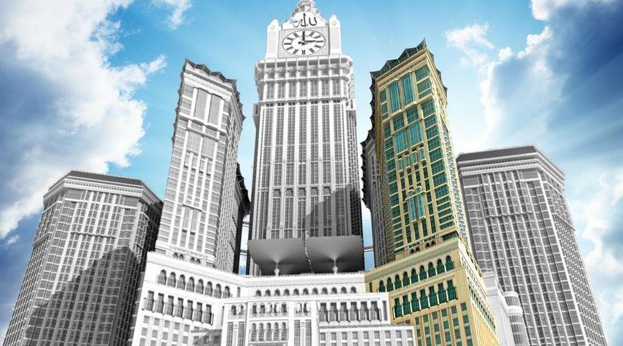فندق قصر مكة رافلز-1 من 32 الصور