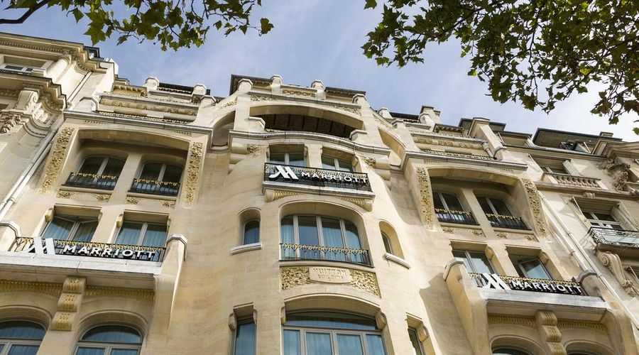 باريس ماريوت شانزليزيه هوتل-1 من 42 الصور