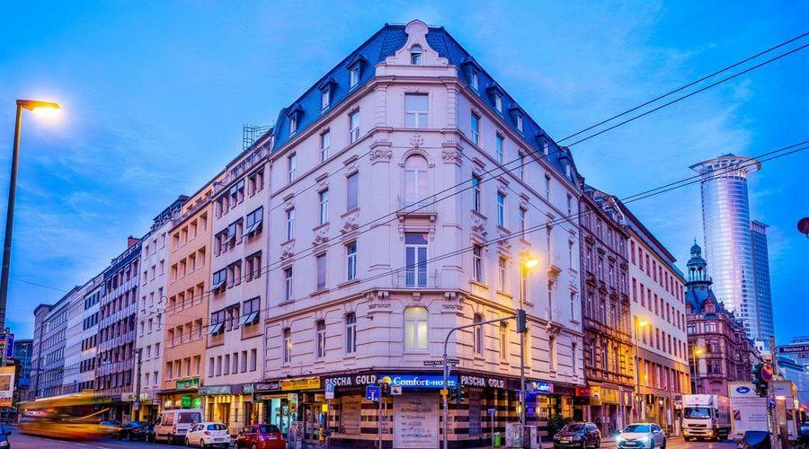 Comfort Hotel Frankfurt Central Station-1 of 31 photos