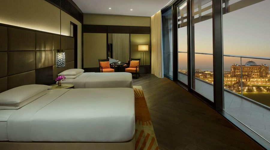 جراند حياة أبو ظبي فندق ومساكن لؤلؤة الإمارات-12 من 42 الصور