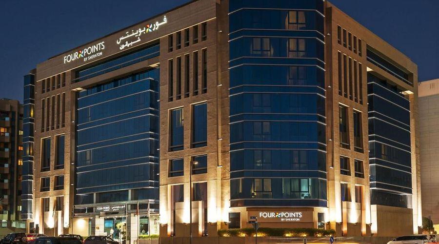 فور بوينتس باي شيراتون داونتاون دبي-1 من 35 الصور