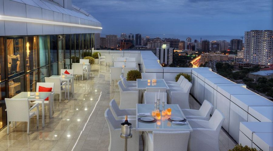 Qafqaz Baku City Hotel & Residences-10 of 31 photos