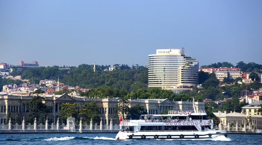 Conrad Istanbul Bosphorus-21 of 30 photos