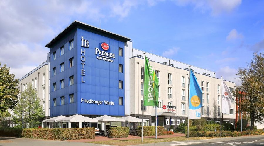 Best Western Premier IB Hotel Friedberger Warte-1 of 25 photos