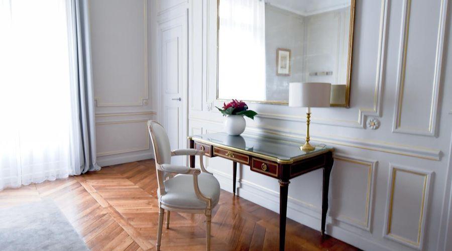 فندق لانكاستر باريس شانزليزيه -22 من 31 الصور