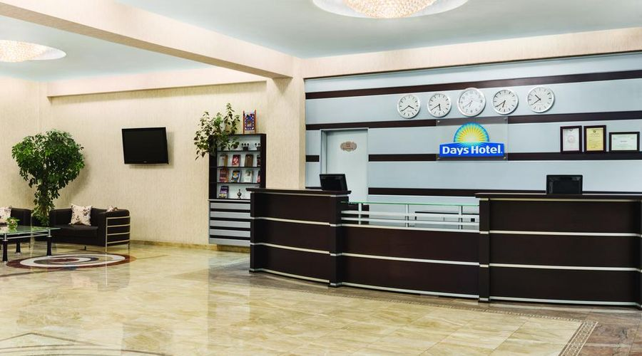 Days Hotel Baku-18 of 30 photos