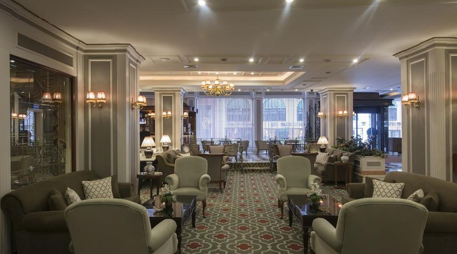 Hotel Yigitalp Istanbul-3 of 27 photos