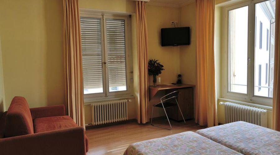 Hotel Moderne Genève-3 of 22 photos