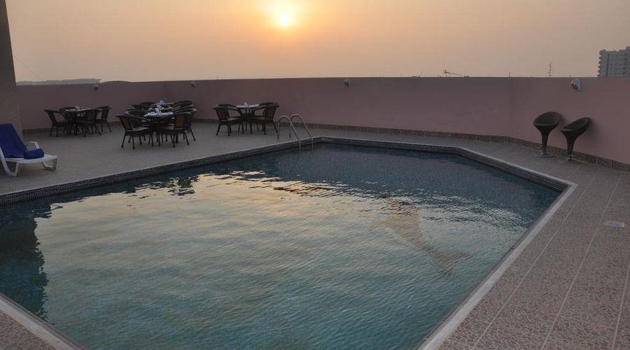 Fortune Plaza Hotel, Dubai Airport-13 of 27 photos