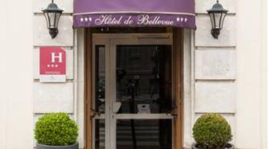 فندق دو بيلفو باريس جار دو نور-21 من 22 الصور