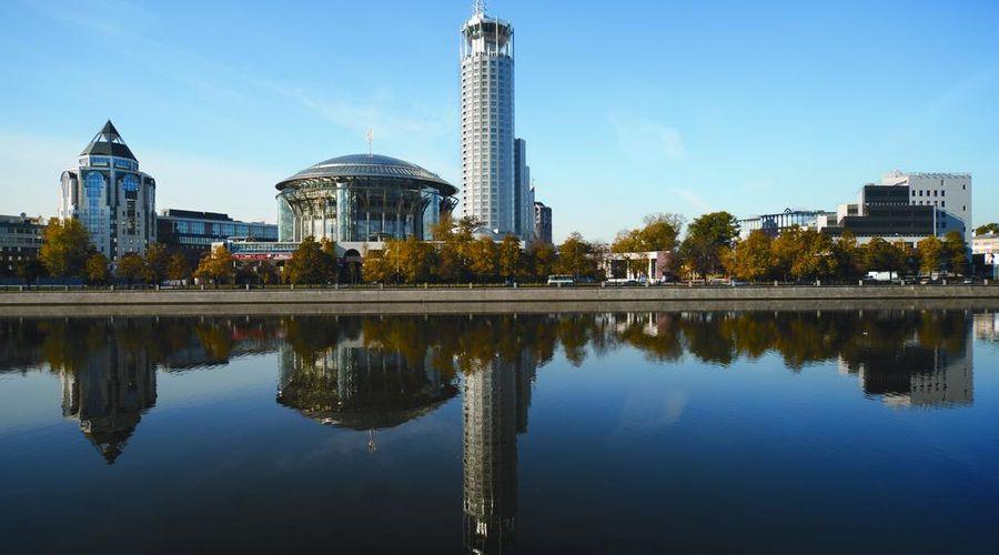 سويسهوتل كرازني هولمي موسكو-1 من 31 الصور