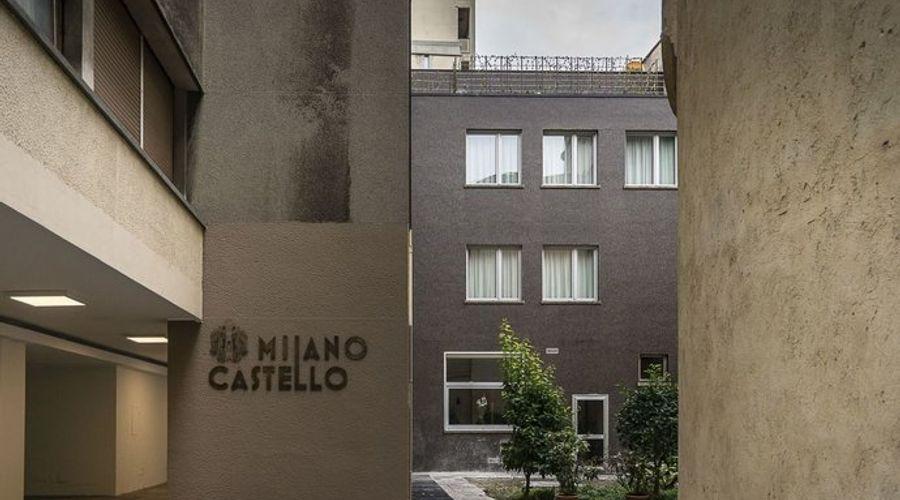 هوتل ميلانو كاستيلو-2 من 20 الصور