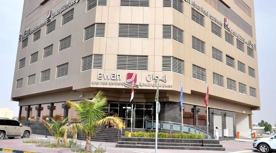 Ewan Ajman Suites Hotel-24 of 35 photos