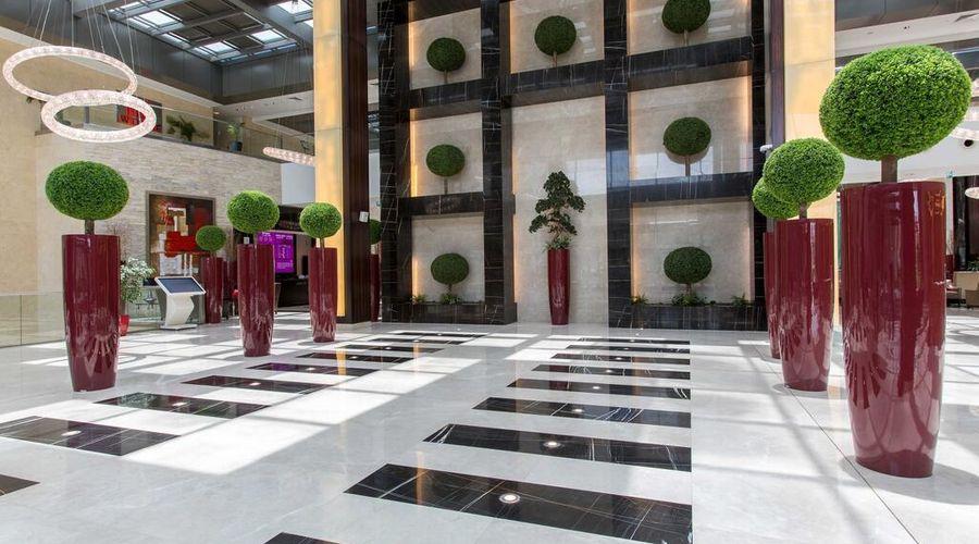 كراون بلازا الرياض - آر دي سي فندق و مركز مؤتمرات-17 من 30 الصور