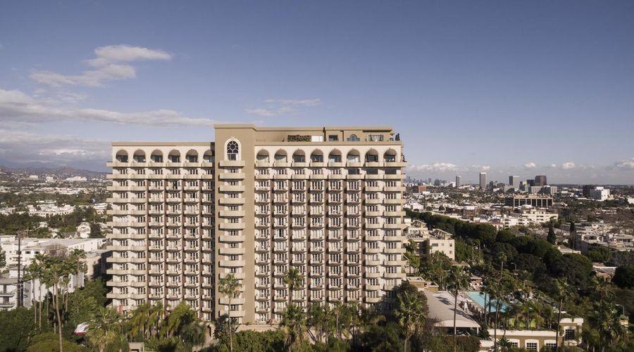 فندق فور سيزونز لوس أنجليس في بيفرلي هيلز-1 من 30 الصور