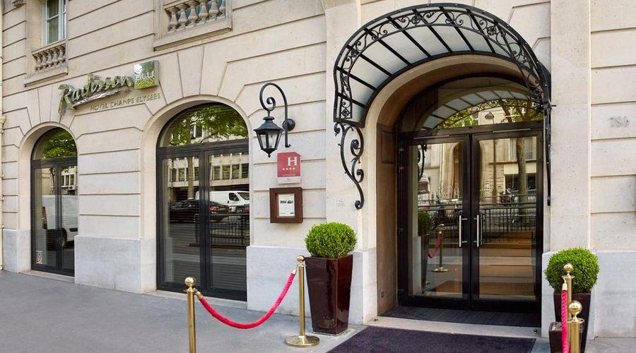 راديسون بلو هوتل شانزليزيه، باريس-5 من 30 الصور