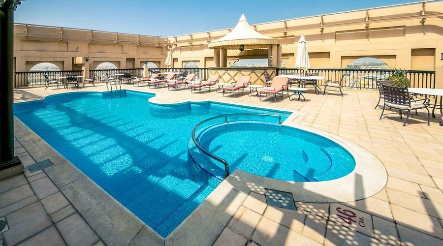 Mercure Grand Hotel Seef / All Suites-5 of 25 photos