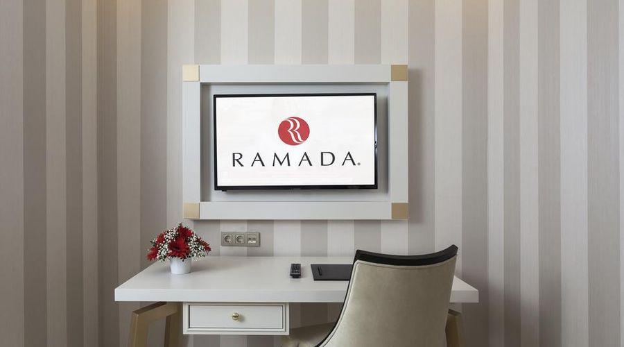 فندق وأجنحة رامادا إسطنبول سيسلي-21 من 32 الصور