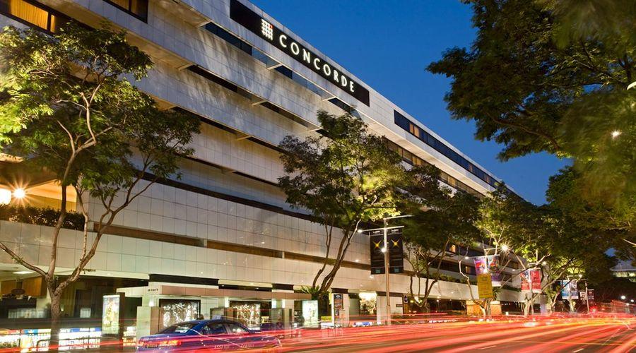 كونكورد هوتل سنغافورة-1 من 27 الصور