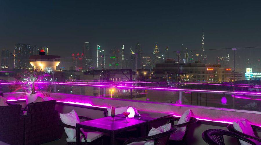 ميركيور جولد هوتل طريق المينا دبي-24 من 44 الصور
