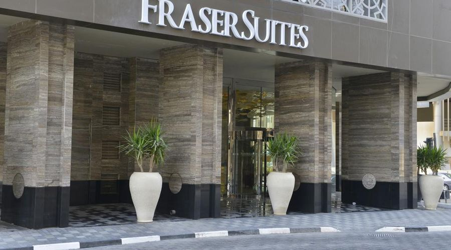 Fraser Suites Diplomatic Area Bahrain-22 of 30 photos