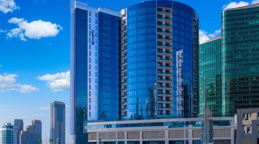 Radisson Blu Hotel, Dubai Waterfront-1 of 26 photos
