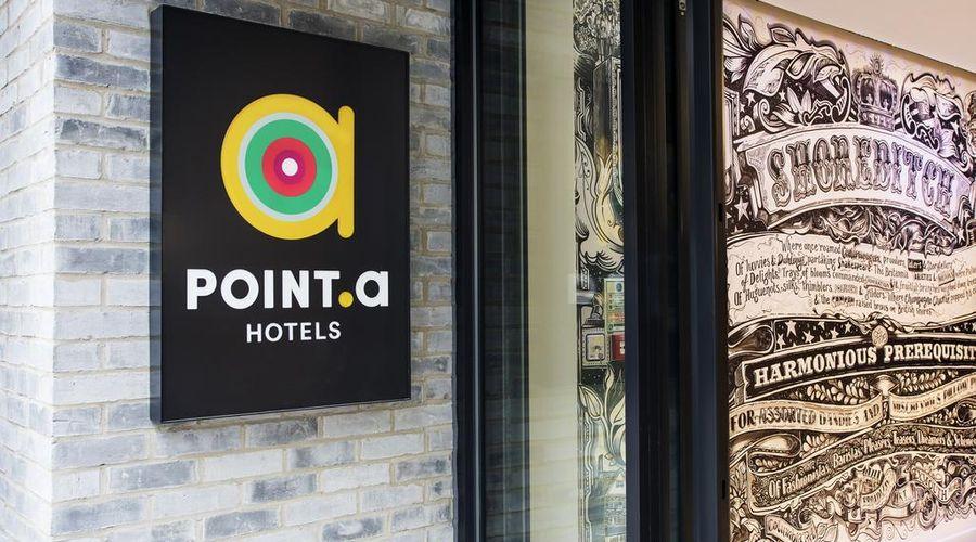 فندق بوينت إيه لندن شوريديتش -12 من 32 الصور