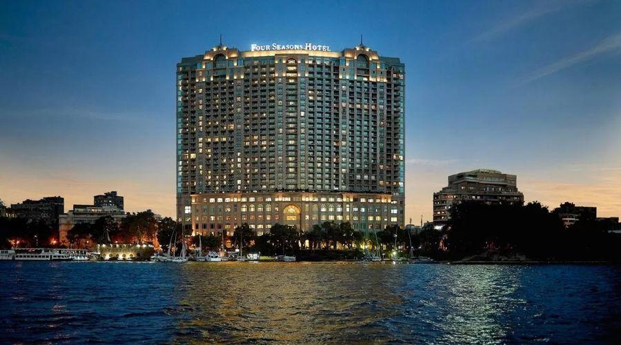 فندق فورسيزونز القاهرة نايل بلازا-8 من 30 الصور